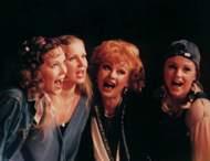 Поющие актеры театра сатиры