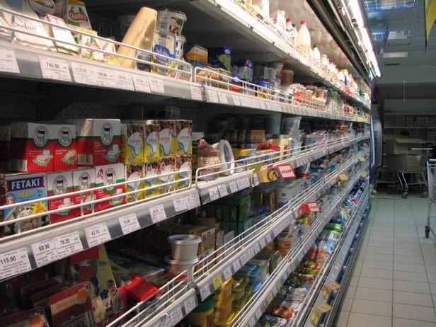 Мы пошли в не самый дорогой супермаркет и полдня там протусовались