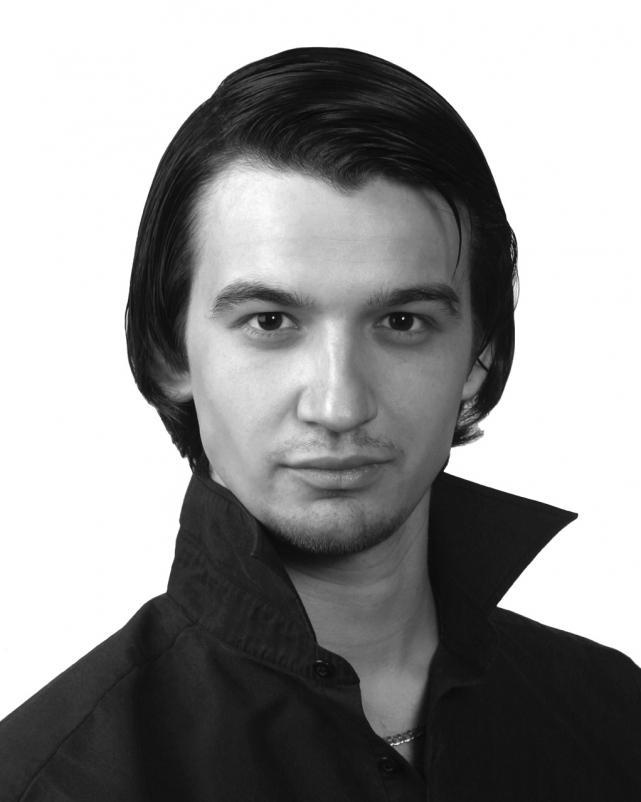 Сергей Сергеевич Дьячковский, актер театра Ленком