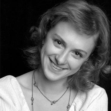 Анна Олеговна Дубова, актриса Московского драматического театра им. К.С. Станиславского