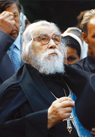 Архимандрит Тихон Шевкунов