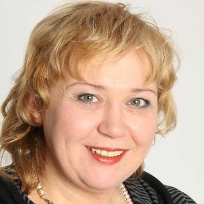 Светлана Йозефий, актриса театра им. Рубена Симонова, заслуженная артистка Российской Федерации