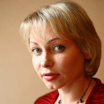 Елена Ларина, актриса театра им. Рубена Симонова