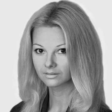 Наталья Михайлова, актриса театра Ленком