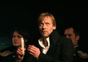 Виктор Викторович Раков, актер театра Ленком, народный артист России