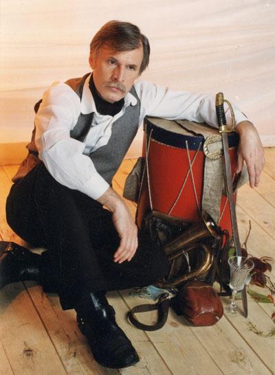 Николай Петрович Трифилов, актер Московского драматического театра им. К.С. Станиславского