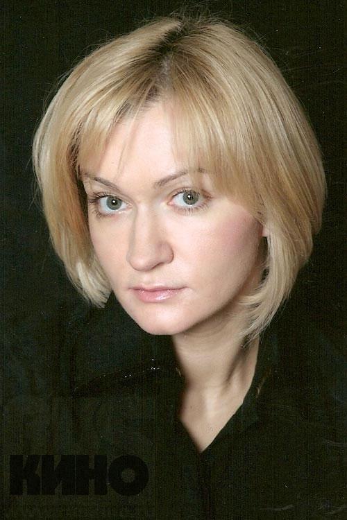 Анна Александровна Якунина, актриса театра Ленком,заслуженная артистка России